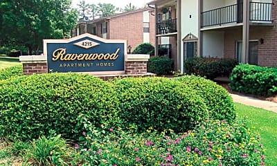 Community Signage, Ravenwood, 1