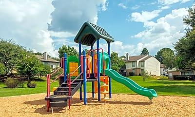 Playground, The Ashton Apartments, 2
