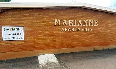 Marianne Apartments, 1