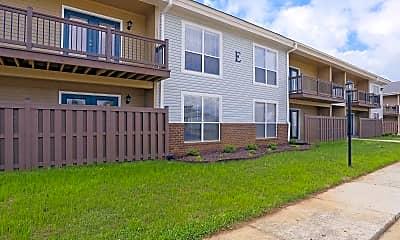 Building, Woodgate Apartments, 0