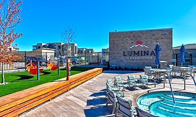 Community Signage, Lumina at Spanish Springs, 2