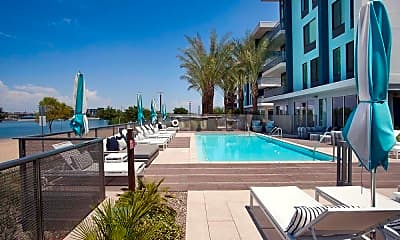 Pool, 260 E Rio Salado Pkwy 1063, 0