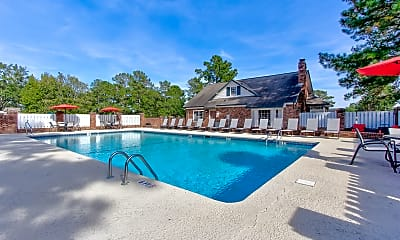 Pool, Peppertree Townhomes, 0