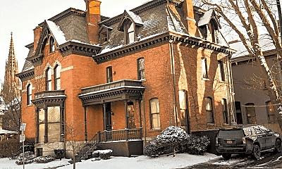Building, 414 Franklin St, 2