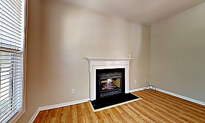 Living Room, 7535 Prairie Rose Ln, 1
