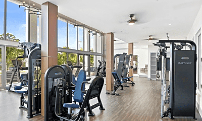 Fitness Weight Room, 1620 SE 4th Ave, 2