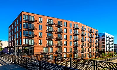 Building, Dock Street Flats, 0