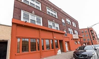 Building, 3663 N Elston Ave, 0