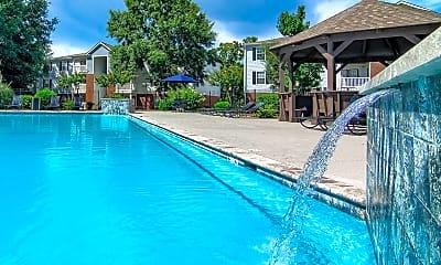 Pool, The Grove, 2