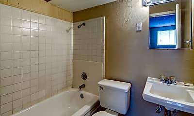 Bathroom, Terra Vista Apartments, 2