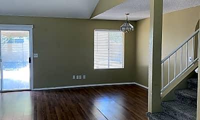 Living Room, 5061 W. Chicago Cir. S., 1