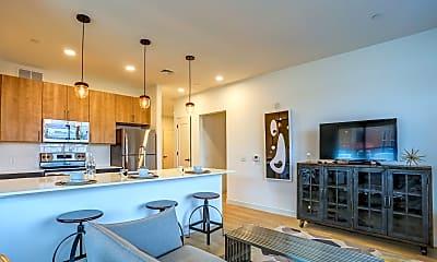 Kitchen, The Concord, 1