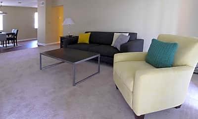 Living Room, Mariemont Trails, 1
