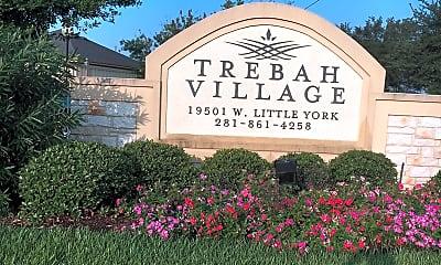 Trebah Village Senior Community, 1