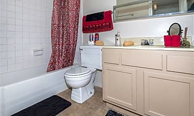 Bathroom, The Granite at Olsen Park, 2