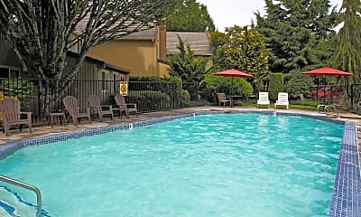 Pool, Nobl Park, 0
