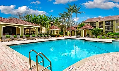 Pool, Cypress Shores, 1