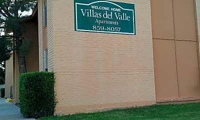 Villa Del Valle, 1