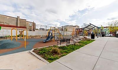 Playground, 2051 E Hagert St, 2