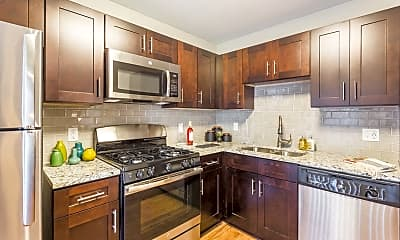 Kitchen, The Crossings at St. Charles, 0