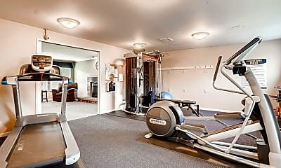 Fitness Weight Room, 21317 52nd Ave W, 2