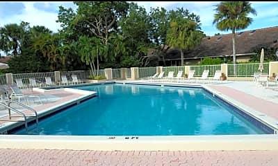 Pool, 1109 Duncan Cir 202, 2