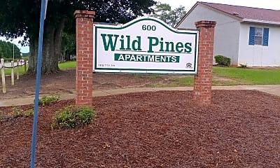 Wild Pines Apartments, 1