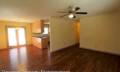 Living Room, 2114 Palm Ln, 1
