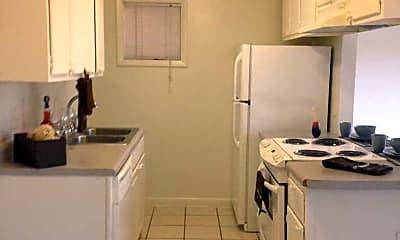 Kitchen, Residences At Diamond Ridge, 1