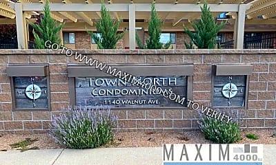 Community Signage, 1140 Walnut Ave #15, 0