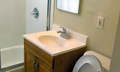 Bathroom, 439 Alden St, 2