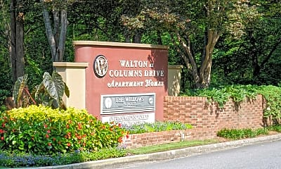 Pool, Walton at Columns Drive, 2