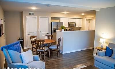 Living Room, 4170 Green Clover Dr, 2