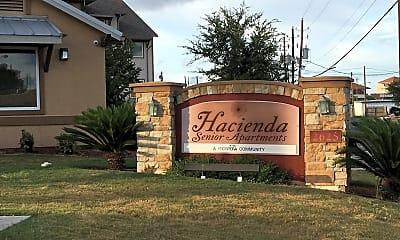 Hacienda Senior Apartments, 1