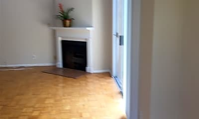 Living Room, 10641 Kinnard Ave 8, 0