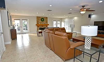 Living Room, 620 Lighthouse Drive, 2