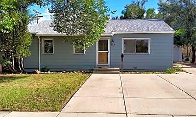 Building, 503 E Cheyenne Rd, 0