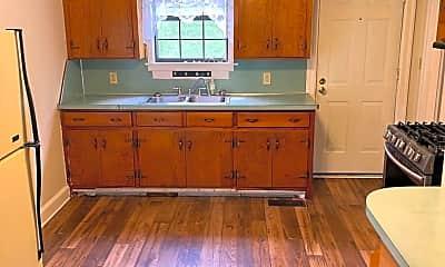 Kitchen, 1000 Meridian St, 1