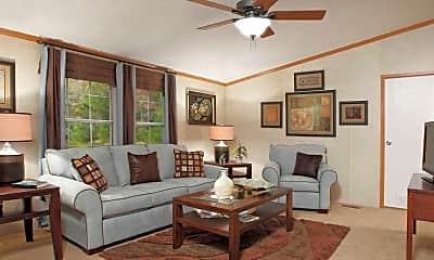 Living Room, Pine Hills, 0