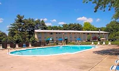 Pool, Woodholme Manor, 0