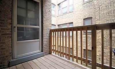 Patio / Deck, 1510 W Rosemont Ave, 1