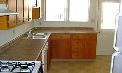 Kitchen, Landings, 2