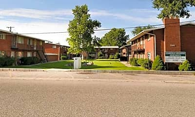 Clearfield Apartments, 1