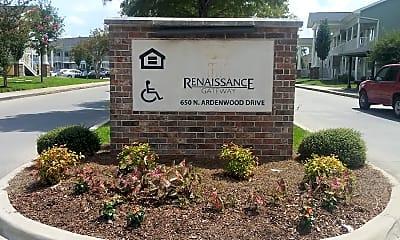 Renaissance Gateway Apartments, 1