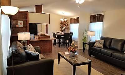Living Room, Raven Wood, 2