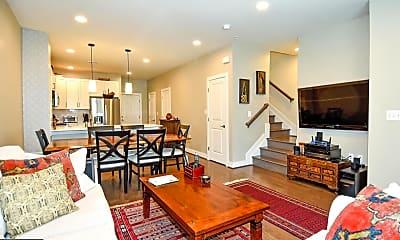 Living Room, 1222 Main Line Blvd 101, 1