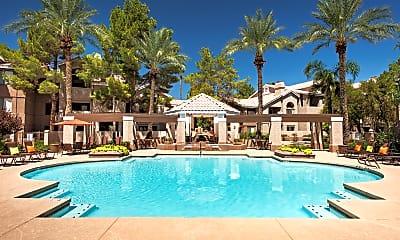 Pool, The Palisades at Paradise Valley Mall, 0