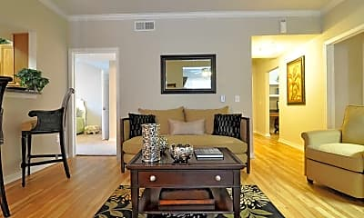 Living Room, Elysian at Kingsland Ranch, 1