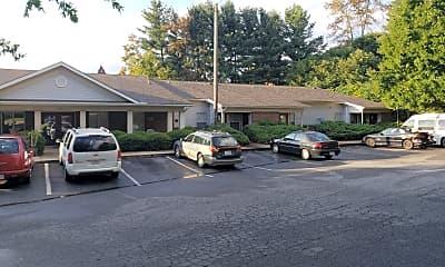 Mountain Springs apartments, 2