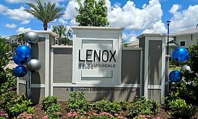 Lenox at Bloomingdale, 1